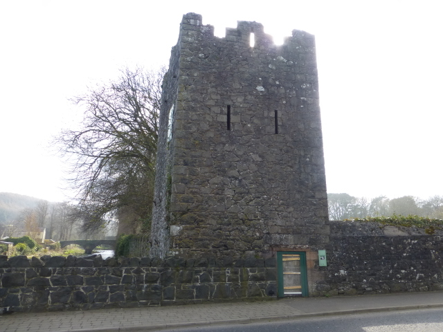Conjuror's Tower, Glenarm