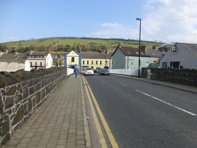 The Cloney, Glenarm
