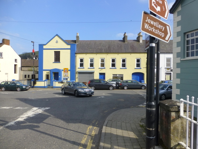 Masonic Hall, Glenarm