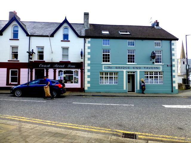 Coast Road Inn / Bridge End Tavern, Glenarm