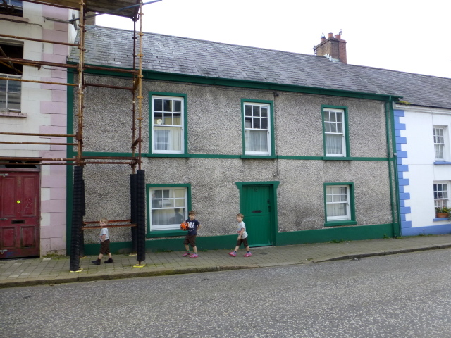 Town house, Glenarm