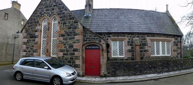 The Old Schoolhouse, Glenarm