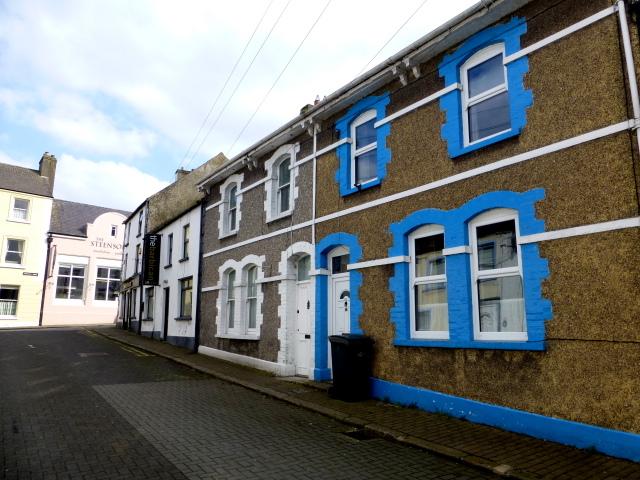 Houses, Glenarm
