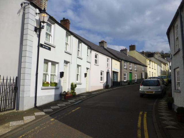 Vennell Street, Glenarm