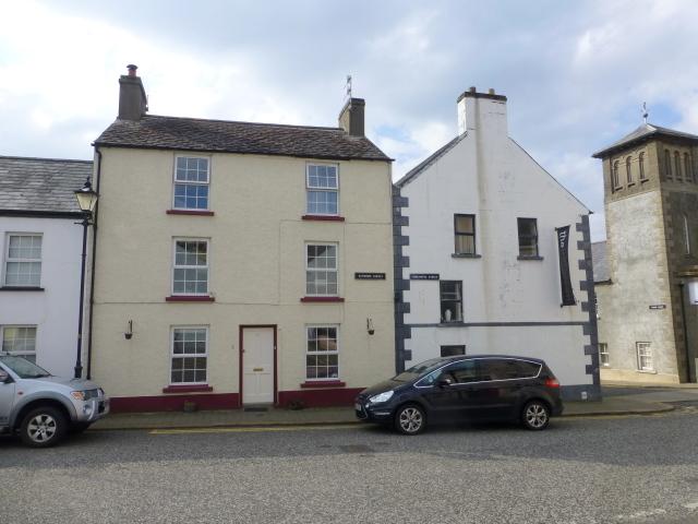 Houses, Altmore Street / Tobervine Street, Glenarm