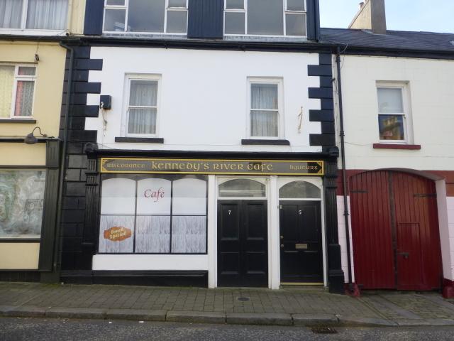 Kennedy's River Café, Glenarm