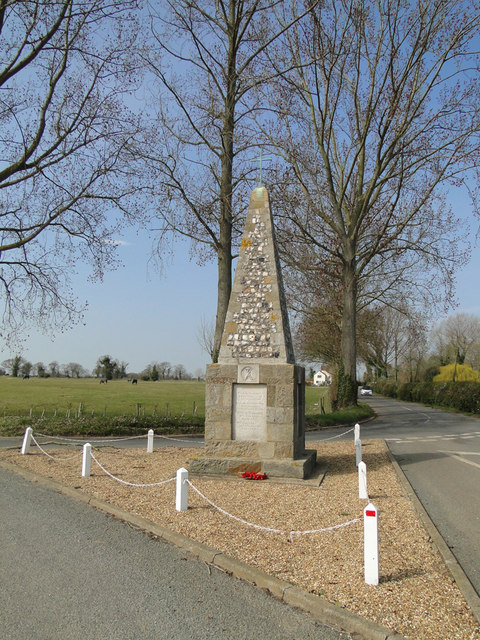The Langley War Memorial