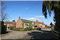 SP6814 : Part of Dorton Village by Des Blenkinsopp
