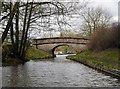 SJ8965 : Macclesfield Canal:  Stringers Bridge No 60 by Dr Neil Clifton