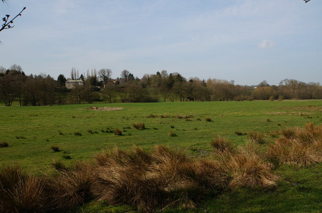 Field below Turnditch