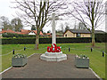 TM1578 : The War Memorial at Scole by Adrian S Pye
