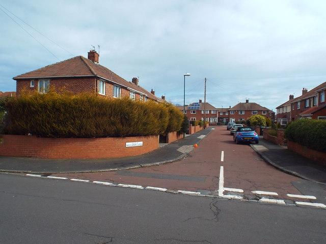 Wellands Lane, Whitburn