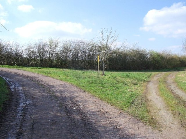 The merger of a footpath and a permissive bridleway