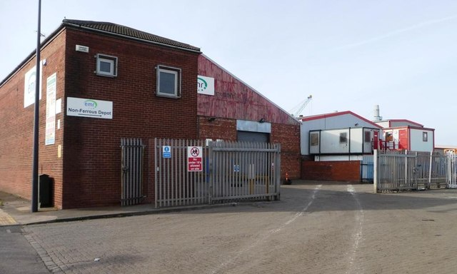 EMR Non-Ferrous Depot, Middlesbrough