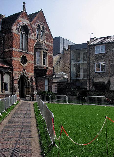 The Cambridge Union Society