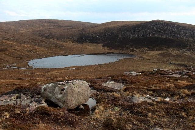 Loch Poll a' Mhurain