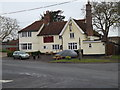 TM0669 : The White Horse Public House, Finningham by Adrian Cable