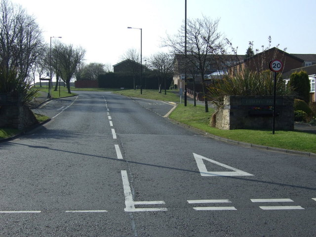 Greenway, Chapel Park