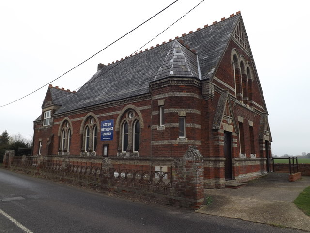 Cotton Methodist Church