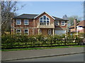 NZ1570 : Large house to let on Woodside, Darras Hall, Ponteland by JThomas