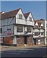 TL4821 : Grade II* listed buildings, High Street, Bishop's Stortford by Julian Osley