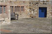 NU1341 : The Upper Battery, Lindisfarne Castle by Stephen McKay
