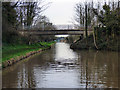 SJ6871 : Trent and Mersey Canal:  Davenham Road Bridge No 181 by Dr Neil Clifton