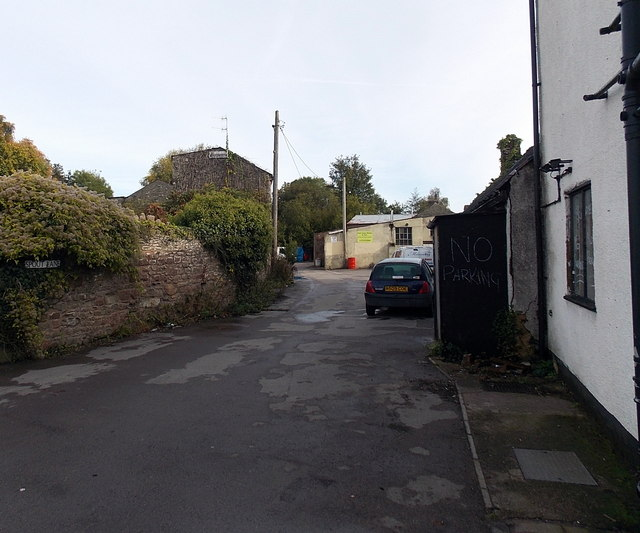 Spout Lane, Coleford