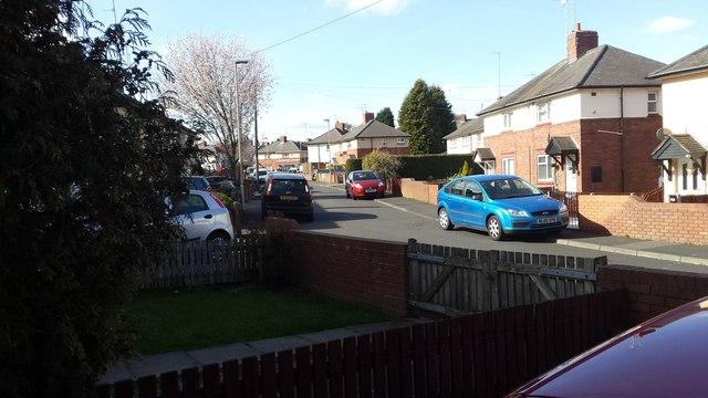 Worcester Road, Netherton, Dudley