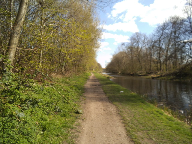 Moxley Canal View