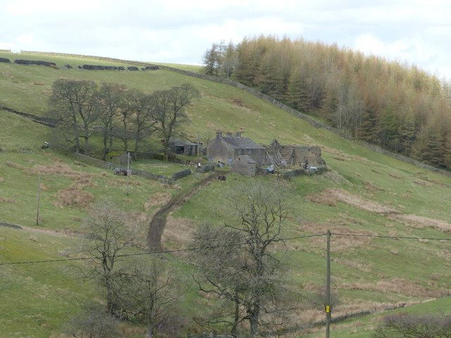 Higher Ballgreave Farm