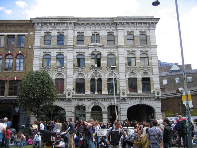 The Farmiloes Building