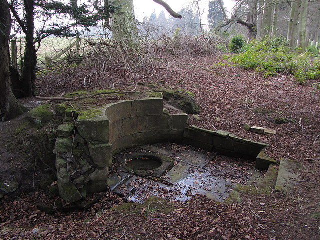 St George's Well, Minsteracres