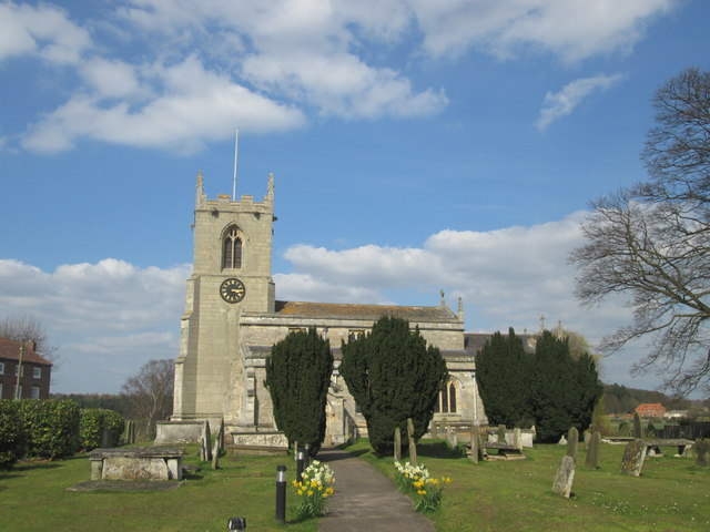 All Saints Church, Mattersey