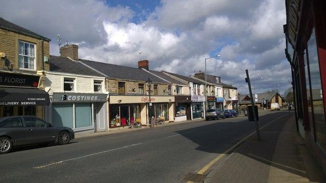 Queen Street, Great Harwood