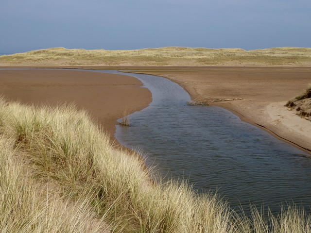 North Low and Cheswick Sands
