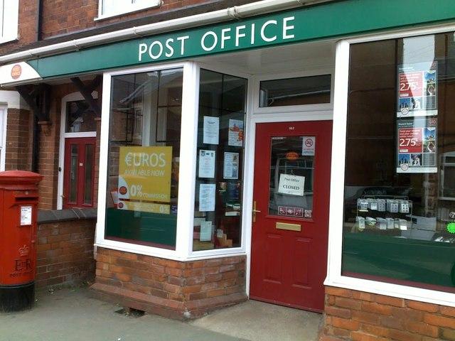 Crabbs Cross Post Office