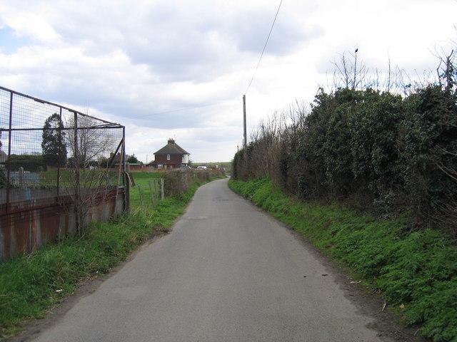 Moat Lane, Slade Green