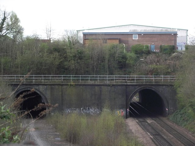 Knighton Tunnel
