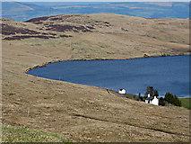 NS2472 : Loch Thom Cottage by Thomas Nugent