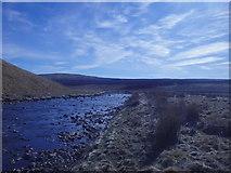 NY7732 : River Tees by Michael Graham