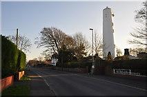 ST3050 : Burnham-on-Sea : Berrow Road B3140 by Lewis Clarke
