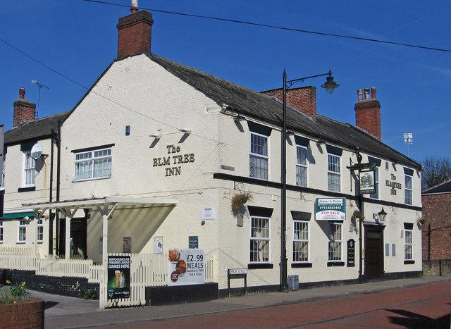 Staveley - The Elm Tree Inn