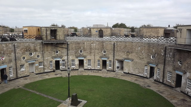 The Redoubt Fort, Harwich