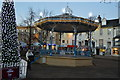 TQ1730 : Carfax Bandstand by N Chadwick