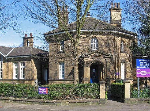 Staveley - Children's Centre - Gatehouse