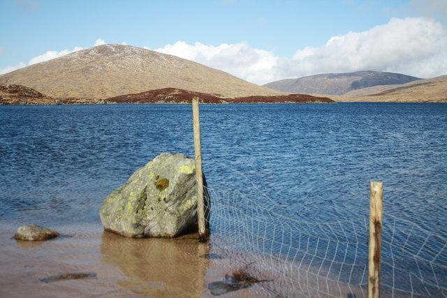 Loch Enoch shore