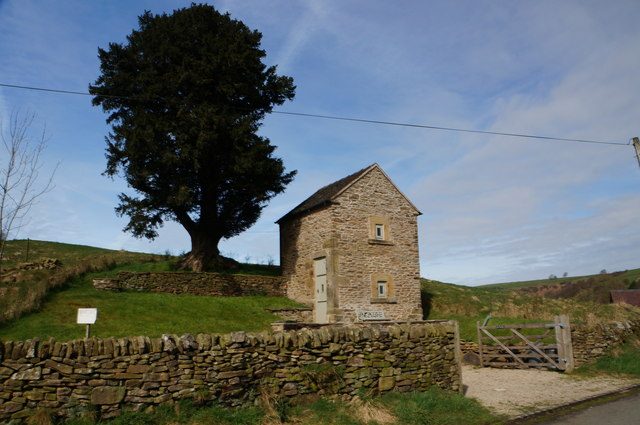 Small barn converted to holiday cottage