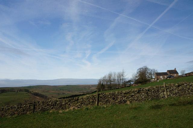 Farm at Fawside Edge