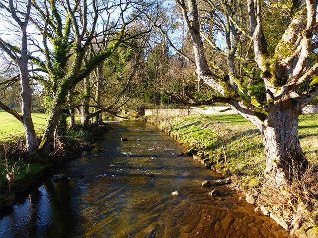 River Lyvennet, Bolton
